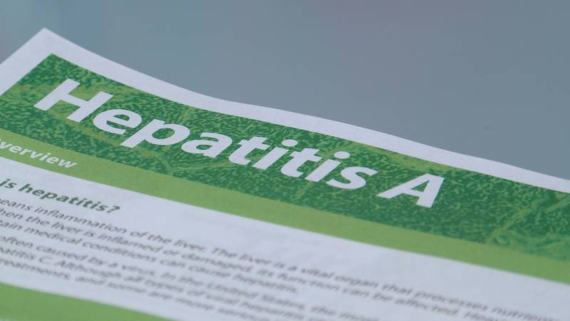 DPH: Hepatitis A spikes in Georgia but not in Southwestern areas