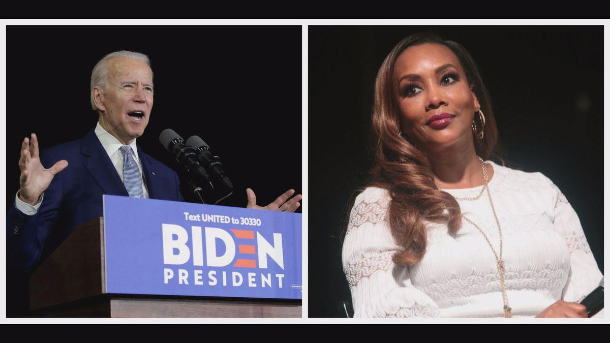 Joe Biden bringing actress Vivica A. Fox on the campaign trail