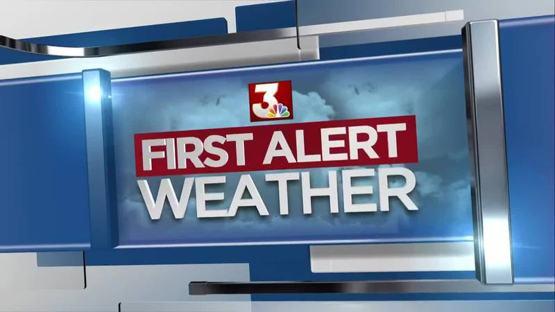 First Alert Forecast: chilled sunshine Friday; quiet weekend ahead