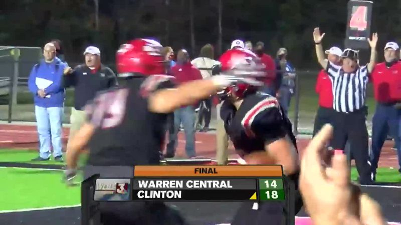 Clinton uses 2nd half comeback again to beat Warren Central