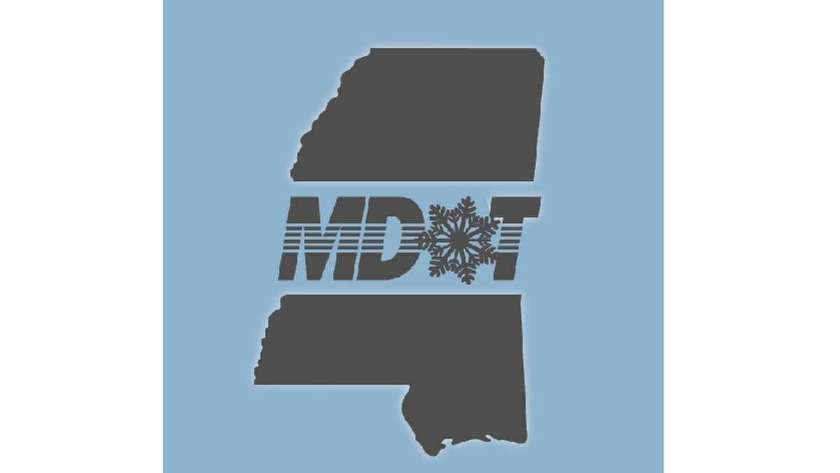 Commercial vehicle restriction on U.S. Highway 49 bridge in Rankin County. Source: MDOT