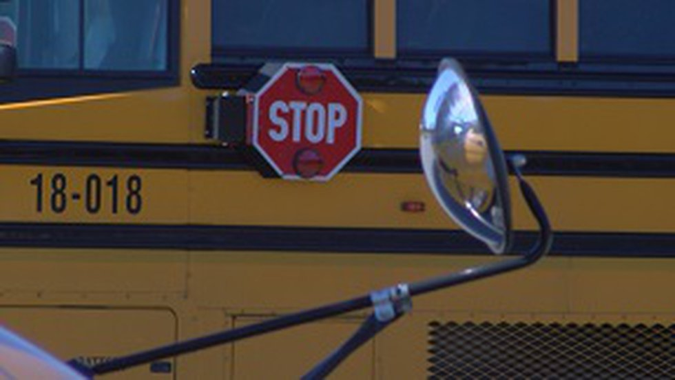 Fines vary for drivers caught passing or going around a school bus that has come to a stop....
