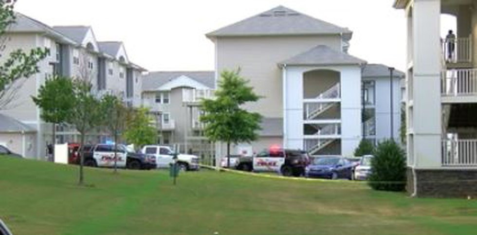 Tuscaloosa police are searching for a suspect in a fatal shooting at Rum Creek Apartments.