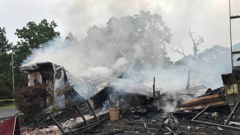 The Marshall County Sheriff's Office is investigating a church fire in Holly Springs as arson. ...