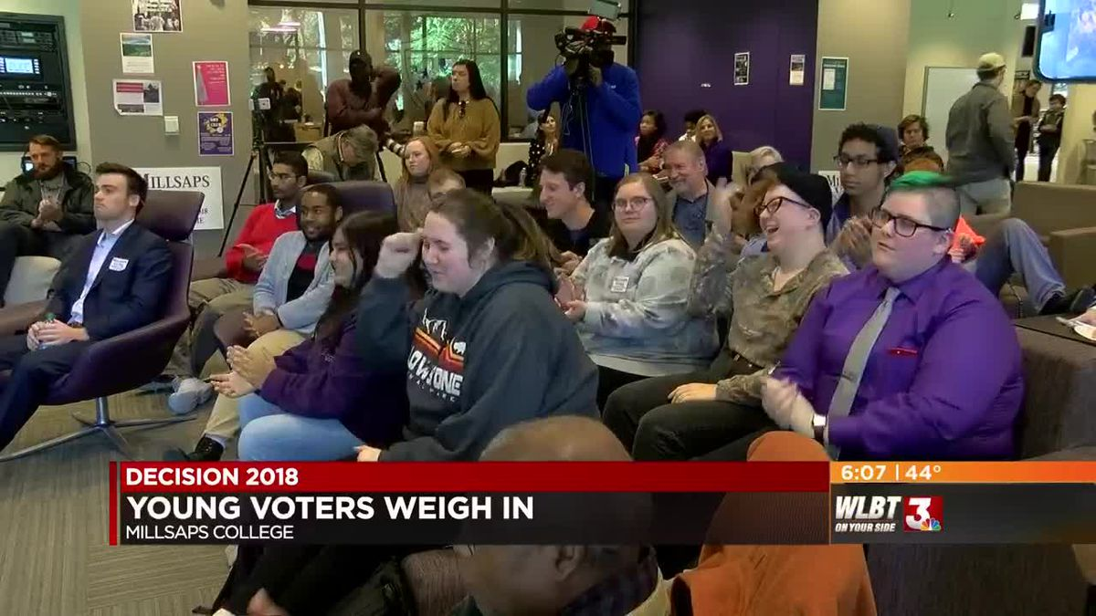 Young voters on Senate runoff election
