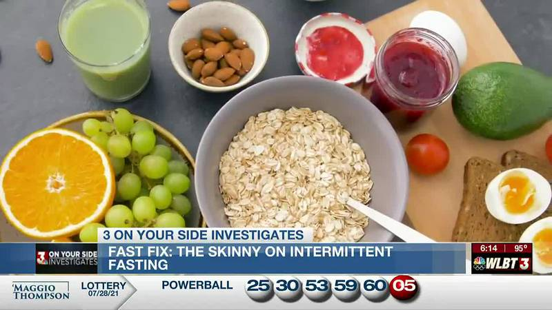 More people are flocking to an intermittent fasting diet.