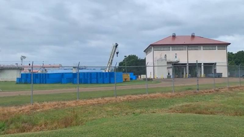 Electrical fire shuts down water plant, advisory issued for all surface water connections