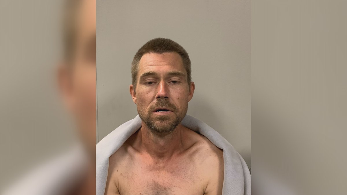Suspect who wrecked stolen SUV and camper, led police on chase captured. Source: Madison Police...