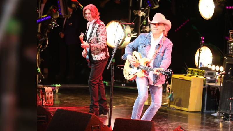 Dwight Yoakam is coming to City Hall Live in Brandon on Friday, November 12th.