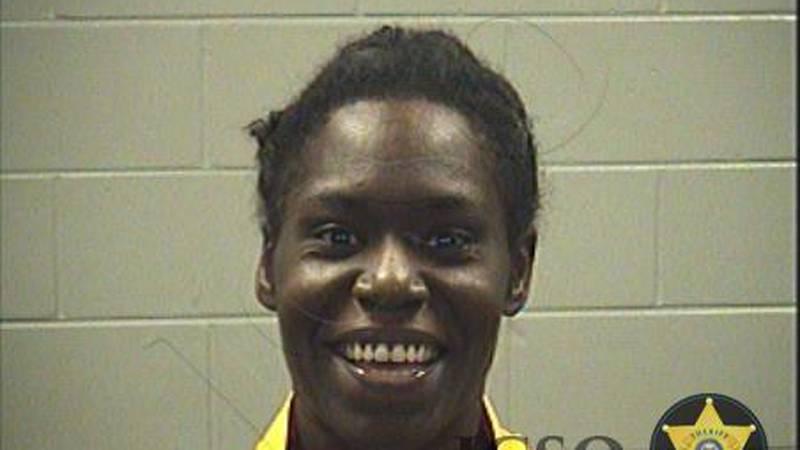 Keianna Gipson (Photo source: Jackson County Sheriff's Office)