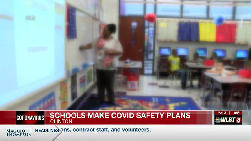 Mississippi schools evaluating COVID safety plans as Delta rages