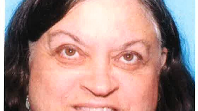 A Silver Alert has been issued for 61-year-old Angelia Frances Meadows