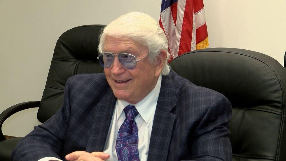 MDOC Commissioner Burl Cain