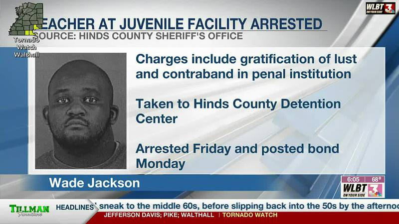 JPS teacher at Henley Young Youth Court School arrested