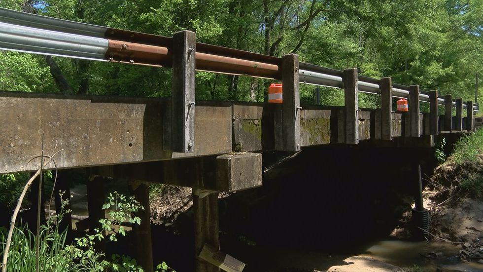 New bridge weight regulations go into effect. Source: WLBT