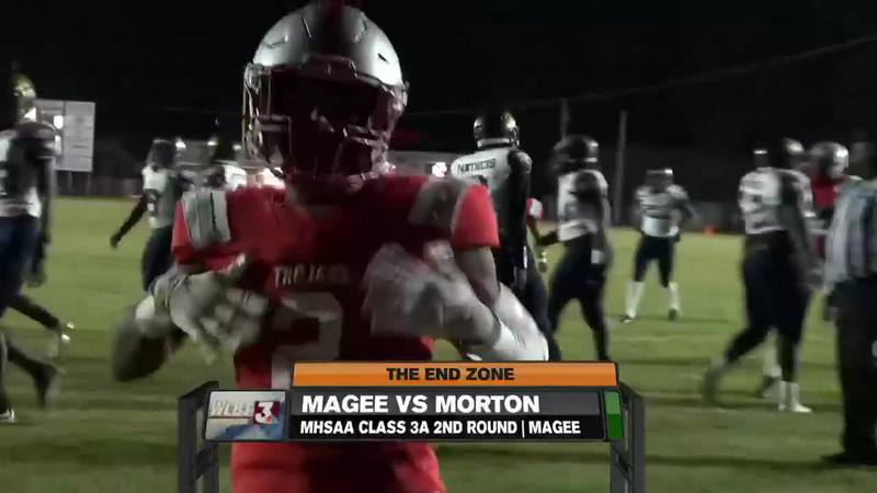 Magee stays undefeated with win over Morton