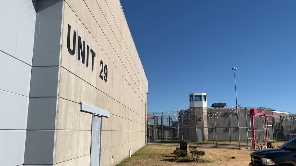 Unit 29 - Mississippi State Penitentiary at Parchman