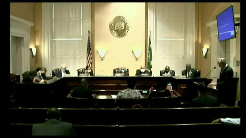 Jackson City Council trash contract vote