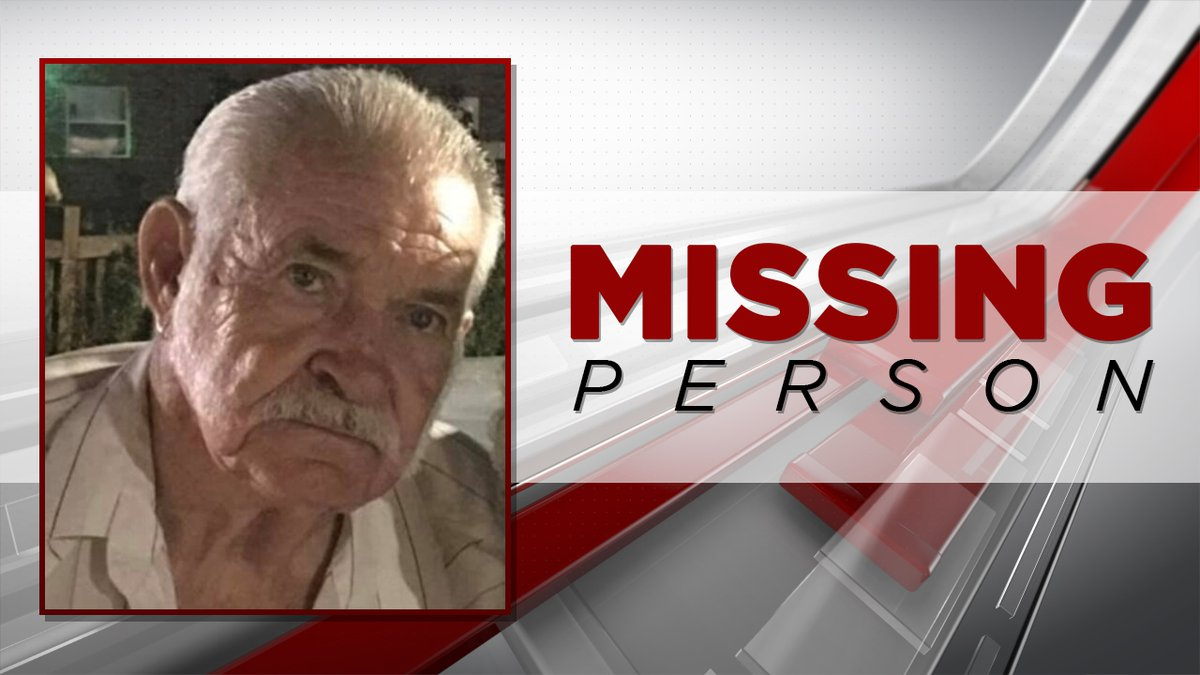 """Welton """"Wick"""" Pierce, 81, was last seen at his home on Old Scenic Highway between 8:30 and 9..."""