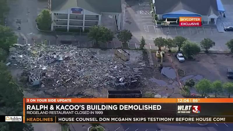 Ralph & Kacoo?s building demolished