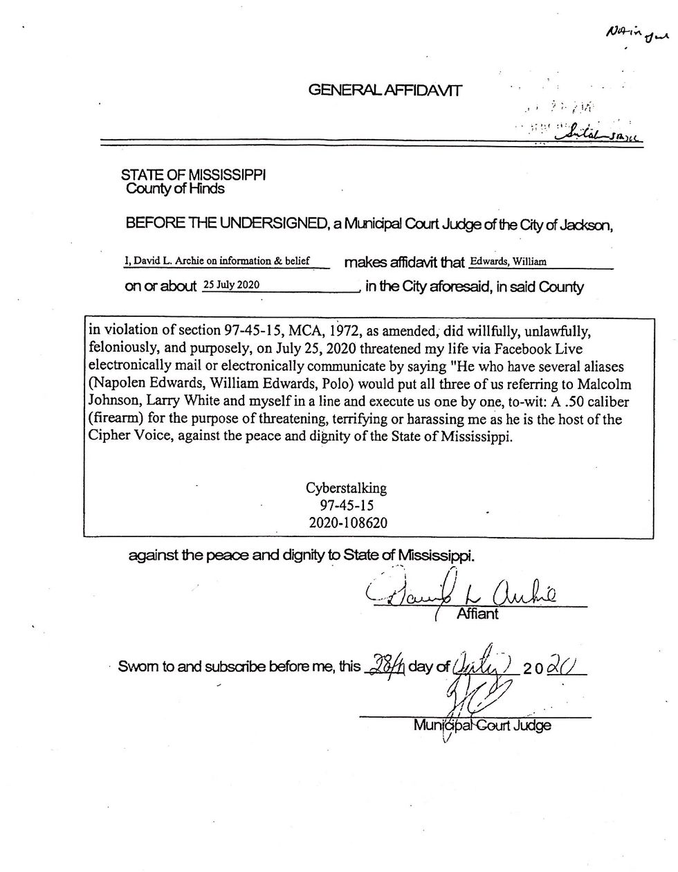 Exclusive: Documents show why radio host remained behind bars a full day after posting bond