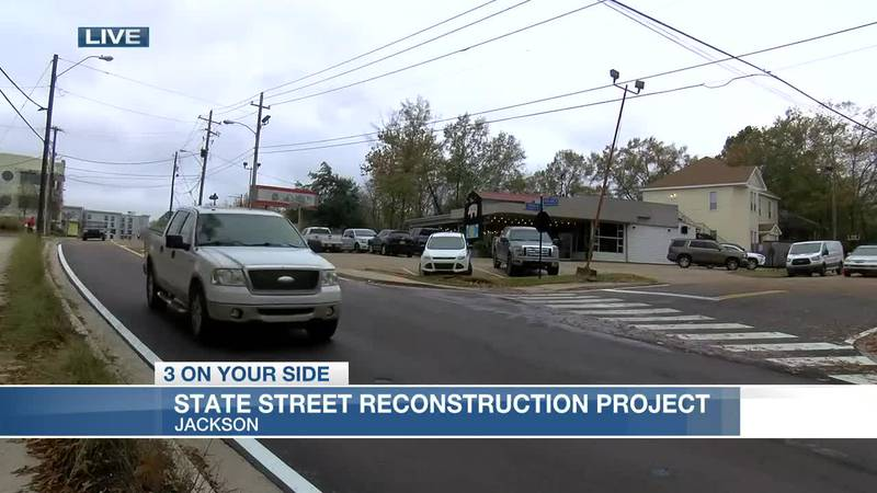 City to celebrate phase of completed State Street Reconstruction Project