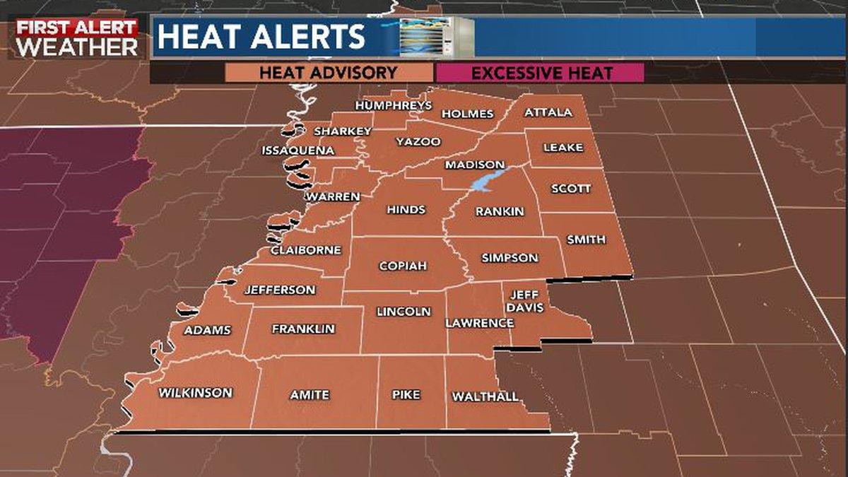 Alert Day for heat stress