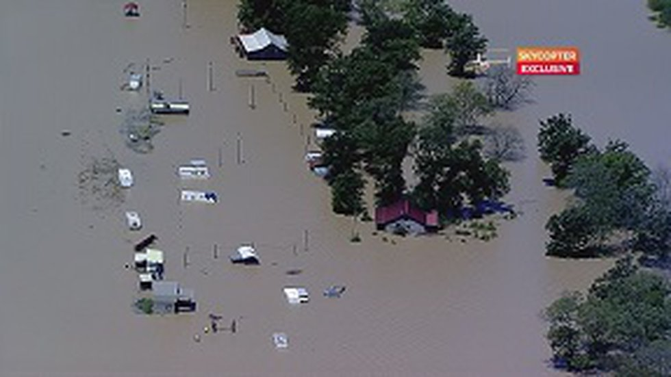Many who have lost everything to months of flooding are pleading for pumps. (Source: WLBT)