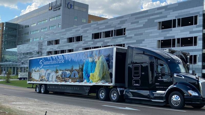 UMMC has recently set up a mobile field hospital in collaboration with the State Department of...