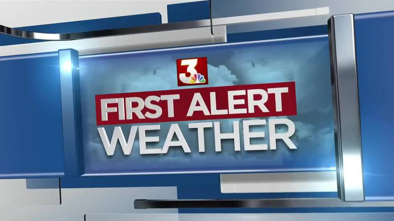 First Alert Forecast: hot, bright Labor Day Monday