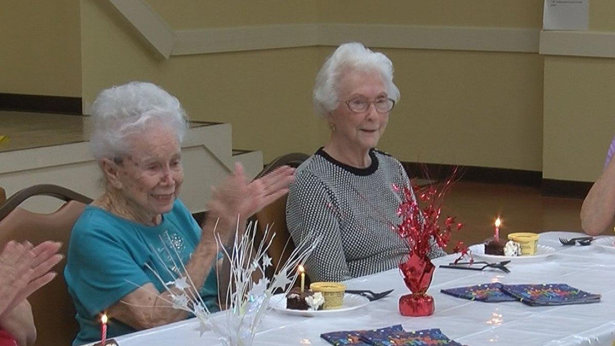 Two Jackson County seniors turn 100
