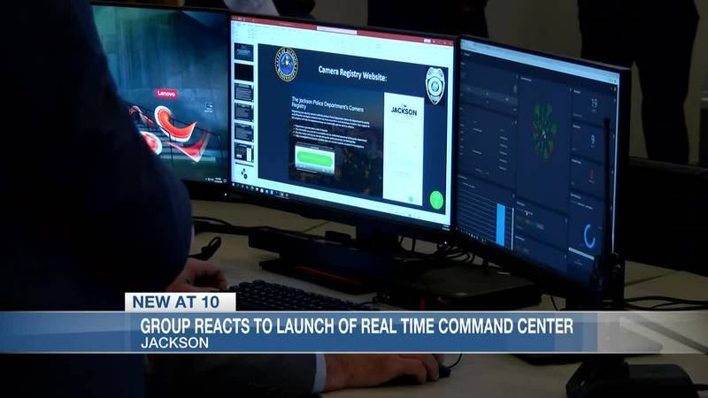 Community leaders say real-time command center isn't a cure for Jackson's violent crime
