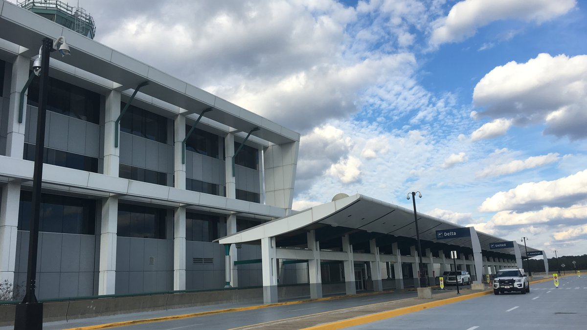 There are no overnight flights at Jackson Medgar Wiley Evers International Airport that will be...