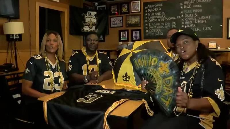 Drew Brees fans in Miss. explain what the superstar quarterback has meant to them