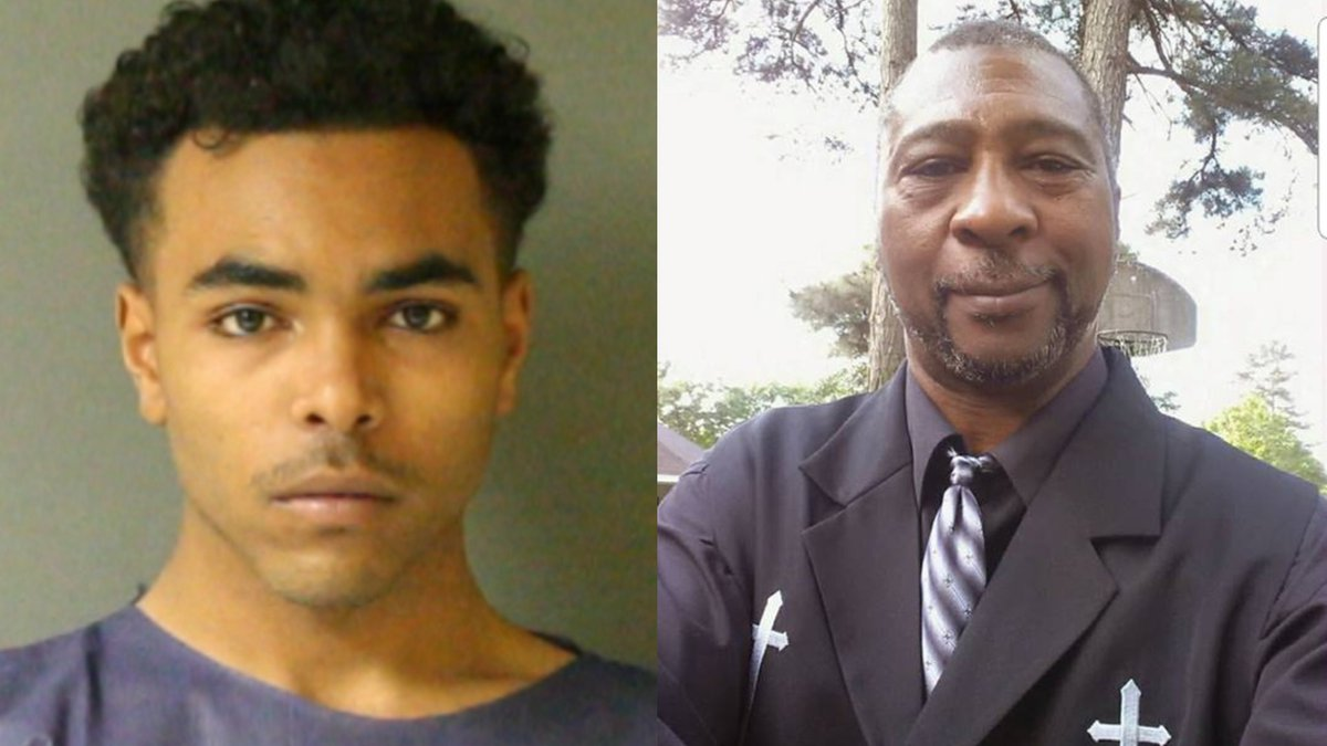 Man sentenced in 2019 death of Jackson pastor killed while opening doors of his church