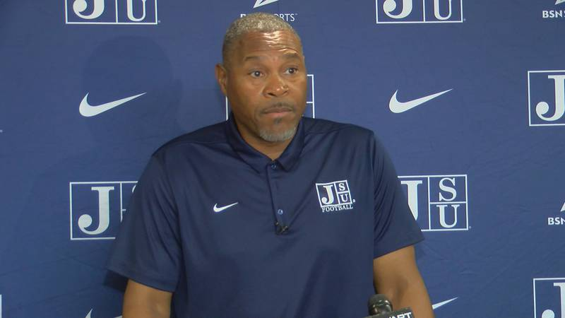 Coach John Hendrick and Jackson State get their first win of the season over the weekend.   JSU...