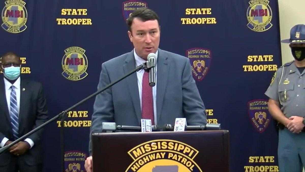 Mississippi Public Safety Commissioner Sean Tindell