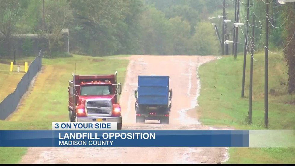 Proposed landfill in Madison County continues to draw opposition from community