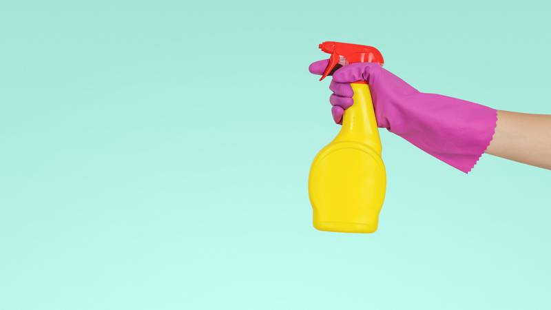 It's important to properly disinfect your home during the coronavirus pandemic.