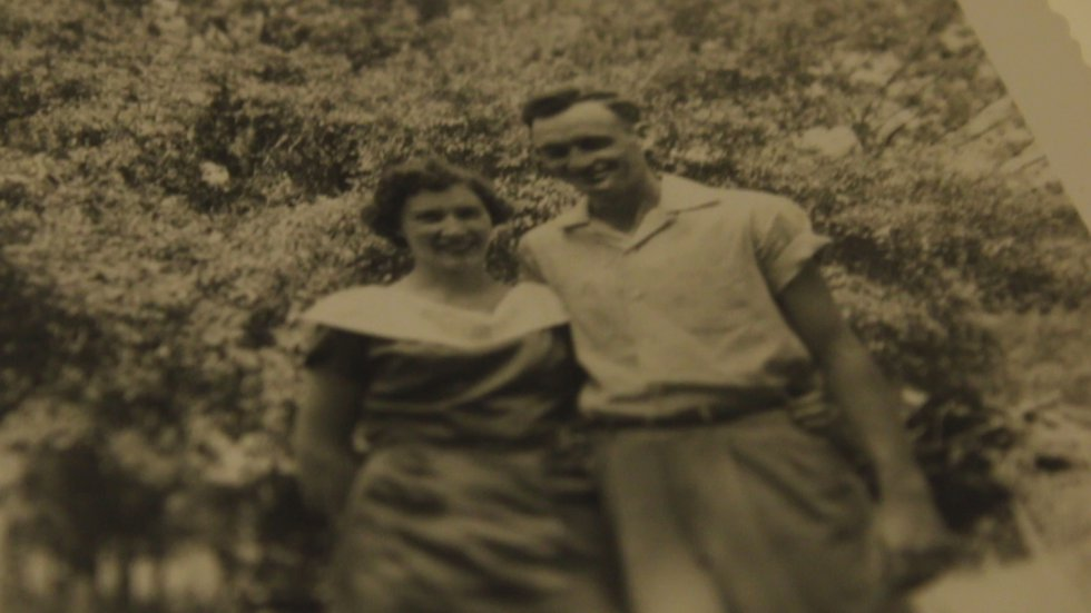 Walter Chisholm and his wife Mary (Source: WLBT)