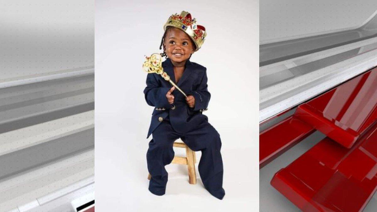 2-year-old Major Turner.