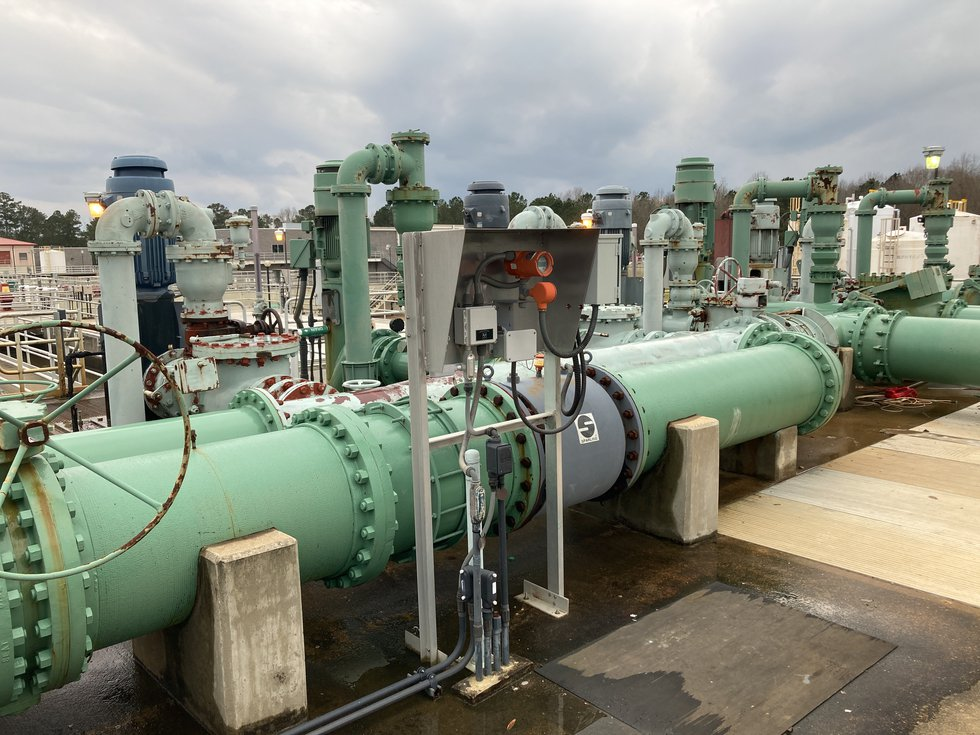 Pumps at the O.B. Curtis malfunctioned following the winter storm, contributing to the city's...