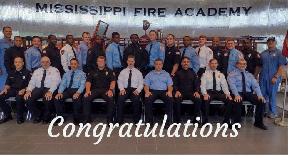 24 new recruits graduate from fire academy
