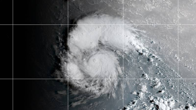 Hurricane Sam is one to watch in the Atlantic.