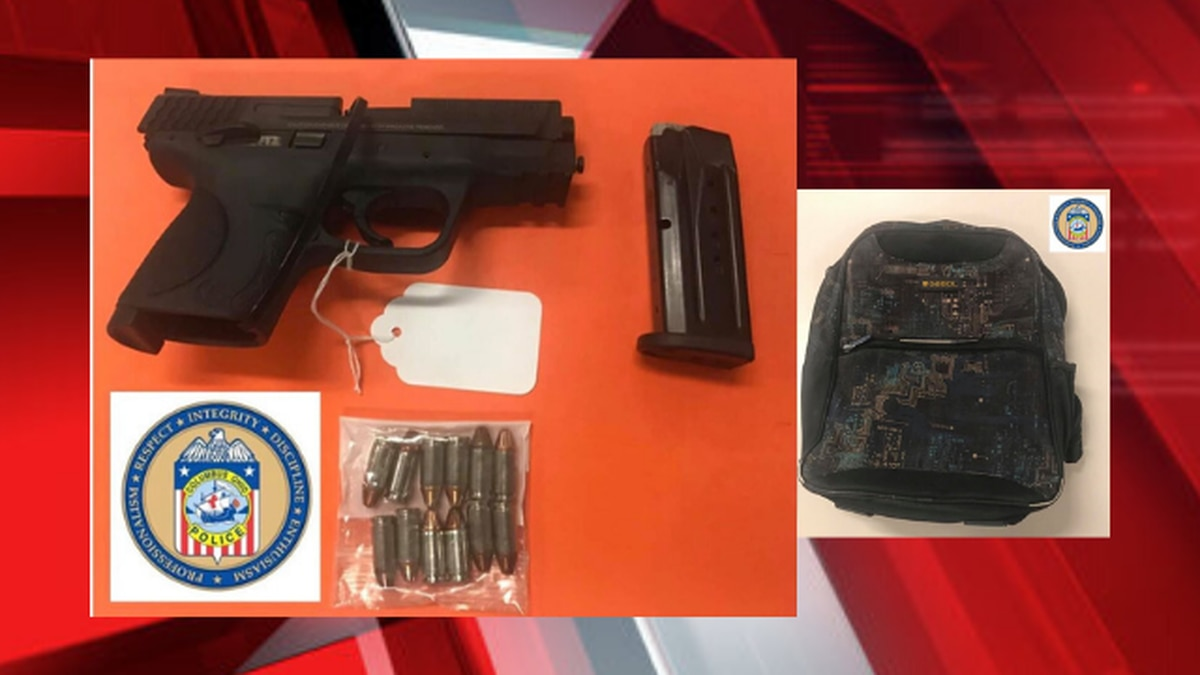 Young boy brought loaded gun to school