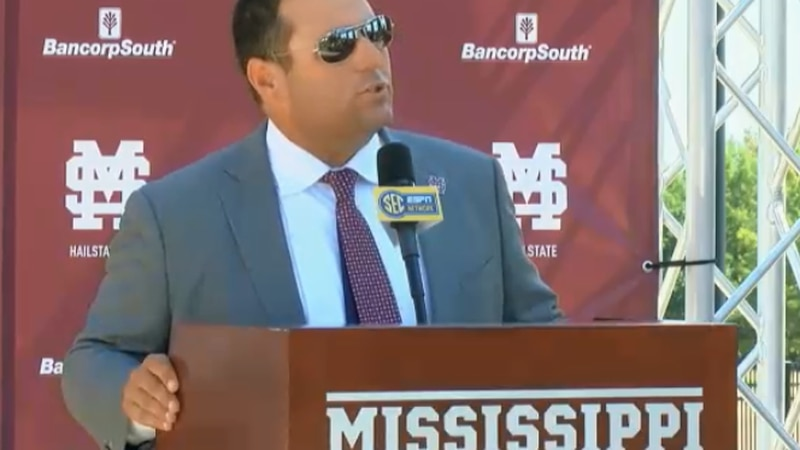 Chris Lemonis announced as new head coach for MS state; Source: WLBT