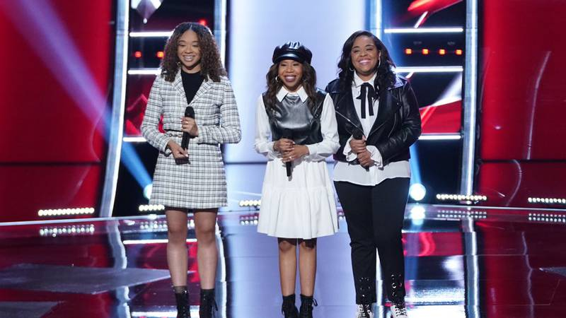 'We're still in shock'   Brandon sisters turn heads, chairs on 'The Voice'