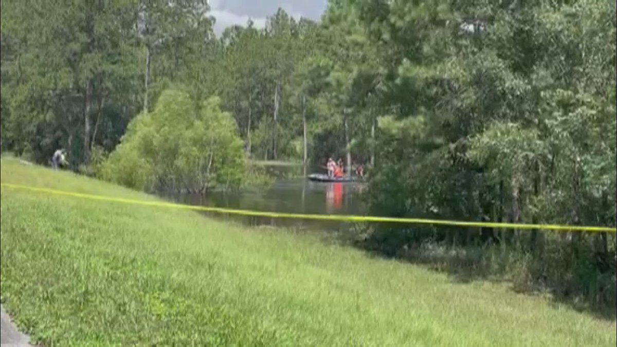 Investigators from St. Tammany Parish were working with Hancock County rescue teams Friday...