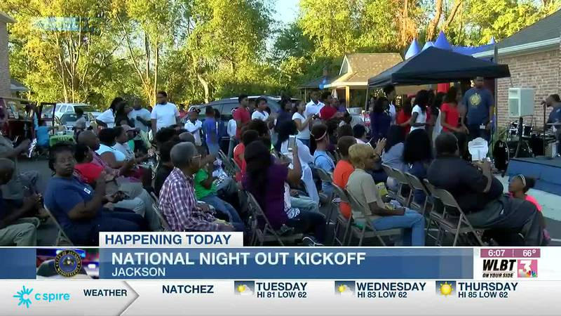 National Night Off kicks off after three deadly shootings