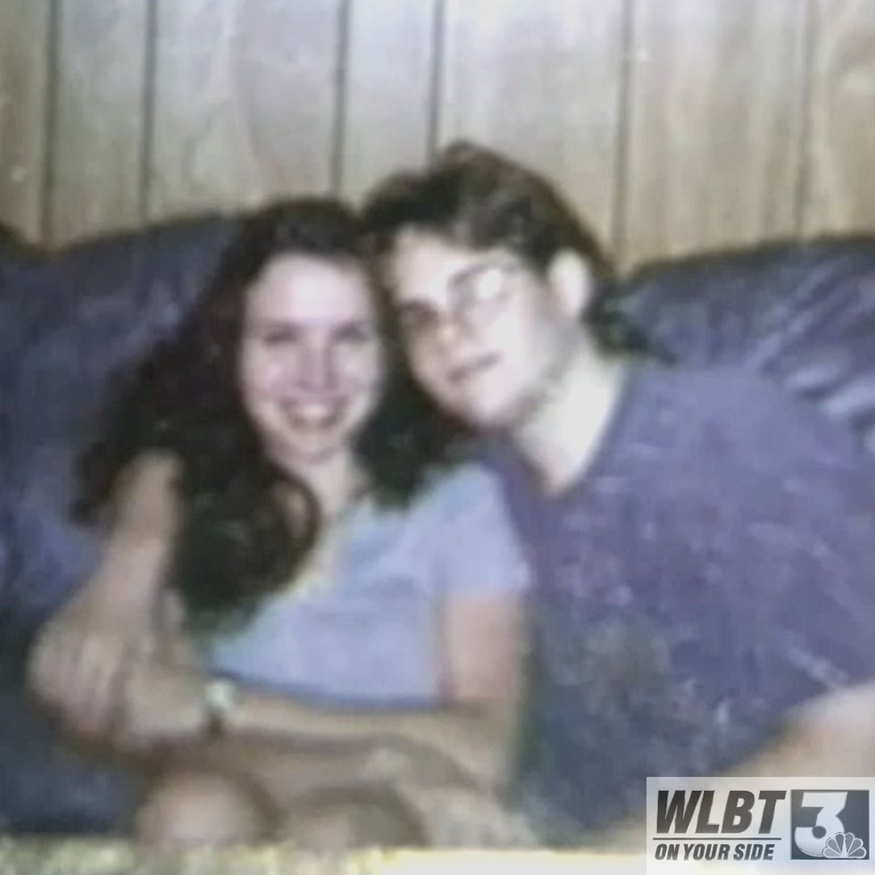 """Luke would say that he loved Christina """"more than anything on this earth."""" (Source: WLBT)"""